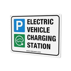 EV Charge Point Signage
