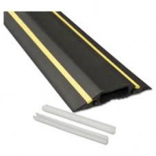 1.8m Floor Cable Cover Yellow 83mm
