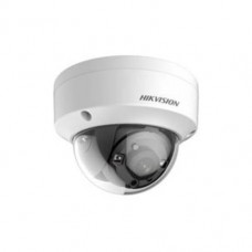 Hikvision CCTV 2Mp TVI 2.8mm Lens Vandal Dome POC