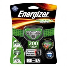 Energizer 200 Lumens Head Torch (Green)