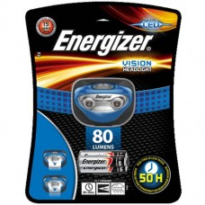 Energizer 80 Lumens Head Torch (Blue)