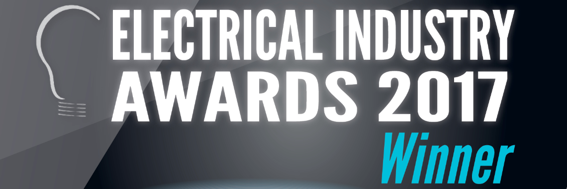 Electrical Industry Awards Winner