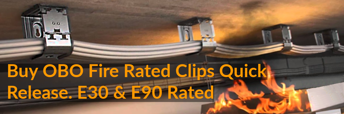 OBO Fire Rated Clips