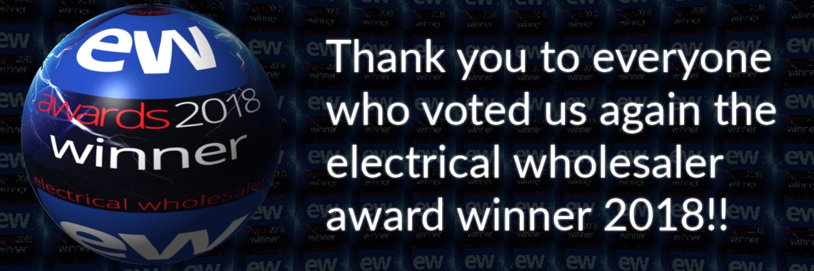 Electrical Wholesalers 2018 Award winner