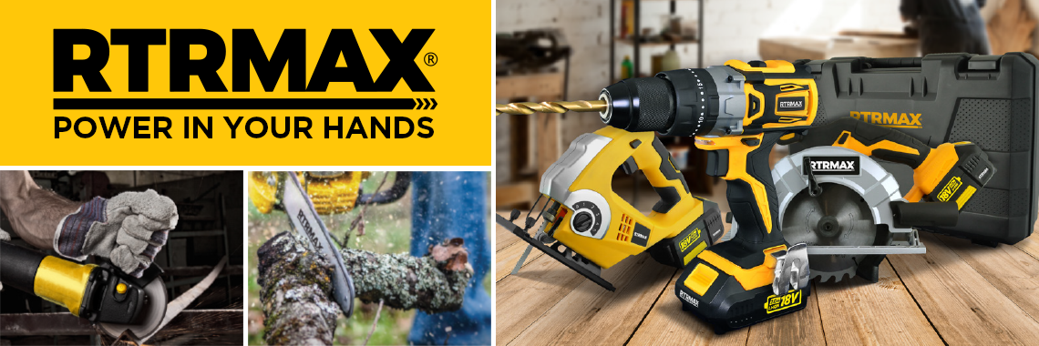 Buy RTRMAX Power Tools Here