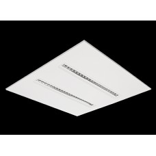 LED Panel Low Glare 595x595mm 28W 3600lm Low Glare 4000K