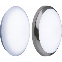 BF LED Bulkhead 14W IP44 6000K 1020 Lumens 300mm c/w 3Hr Maintained Emergency
