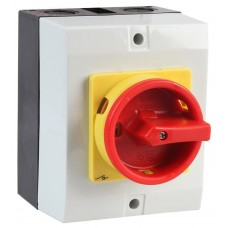IP65 32A Rotary Isolator 4P AC (230V-415V)