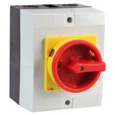 IP65 25A Rotary Isolator 4P AC (230V-415V)