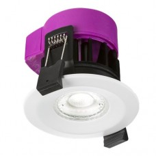 230V IP65 6W Fire-rated LED CCT Change Downlight