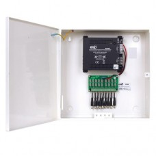 12VDC 9x1 Amp cctv boxed power SUPPLY