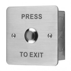 12VDC Push To Exit Button