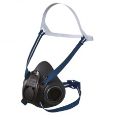 RS01 Half Face Mask (TPE) Twin Filter
