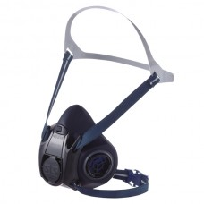 RS01S Half Face Mask (Silicone) Twin Filter