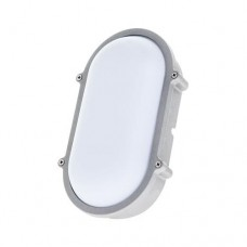 Timeguard 9W Oval IP65 Diecast Bulkhead Light