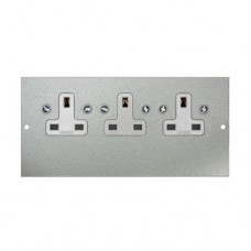 Tass Triple Unswitched Sockets (TAFB3)