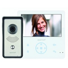 Colour Video Door Entry System with Record Facility