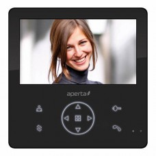 Colour Video Door Entry Monitor with Record Facility