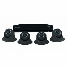 4 Channel Full HD 4TB CCTV System