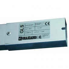 Graziadio GLS2534 25A Lighting Busbar 3 meters 4 Pole 3 Outlets