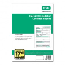 Electrical Installation Condition Report 17th Edition 3rd Amendment - ALL