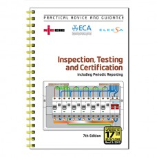 NICEIC Inspection Testing and Certification 17th Edition 3rd Amendment