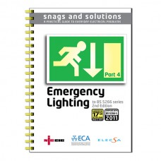 NICEIC Snags and Solutions 4: Emergency Lighting systems to BS 5266-1 17th Edition 3rd Amendment