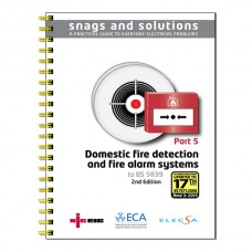 NICEIC Snags and Solutions 5: Domestic fire alarms to BS5839-6 17th Edition 3rd Amendment