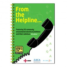 NICEIC From The Helpline 17th Edition 3rd Amendment