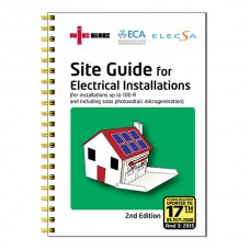 NICEIC Site Guide for Electrical Installations 17th Edition 3rd Amendment