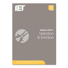 IET Guidance Note 1: Selection and Erection (Updated 2015)