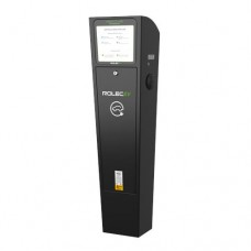 ROLEC AUTOCHARGE:EV 2 x 7.2kW (32A) Type 2 sockets charging pedestal