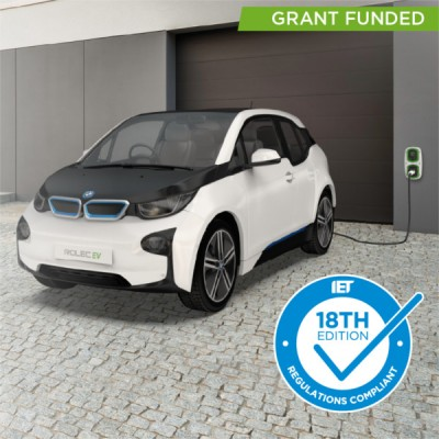 Electric Vehicle Charging Points – How Do I Apply for a Grant?