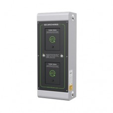 ROLEC SECURICHARGE:EV 2 x 7.2kW (32A) Type 2 sockets wall mounted charging unit