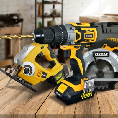 RTRMAX Power Tools - These toys aren't for playing with.