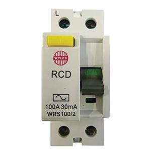RCDs RCCBs & Main Switches