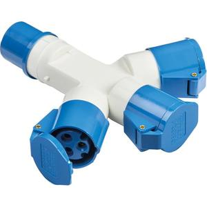 Industrial Plugs, Sockets & Connectors