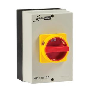 IP65 Rotary Isolators