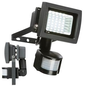 IP65 & IP44 Security and Floodlights