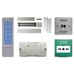 Single Door Entry Proximity Entry Kits
