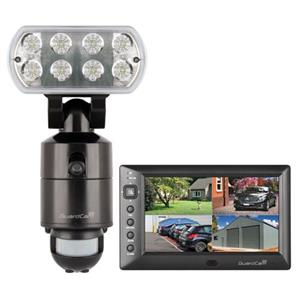 Camera and Security Floodlight